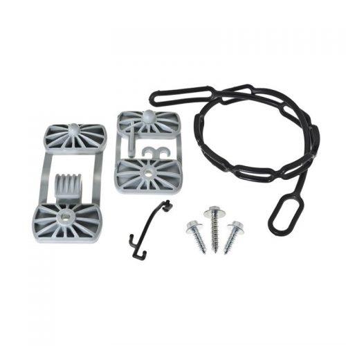 accessori Clip Morsa 50 con gancio e catena - Artes Politecnica