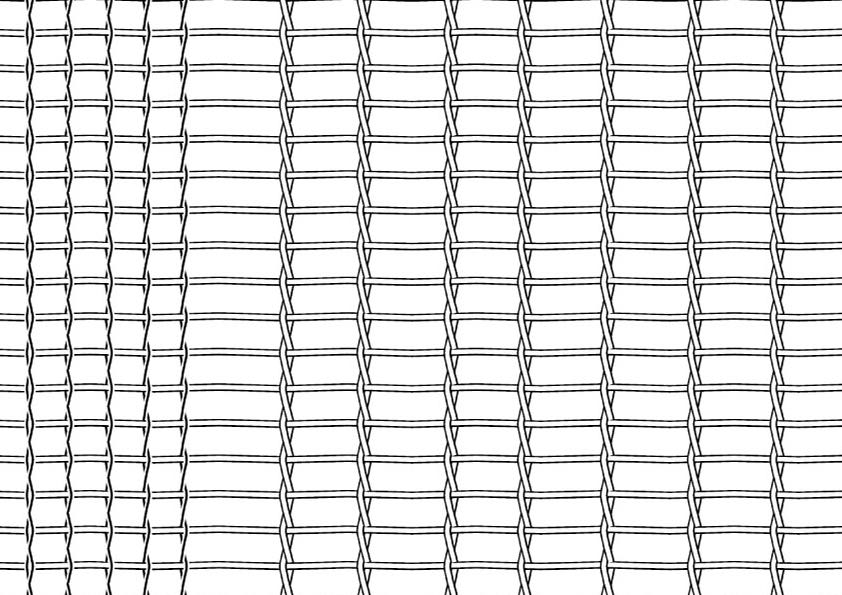 reti RETE PER VIGNETO disegno - Artes Politecnica