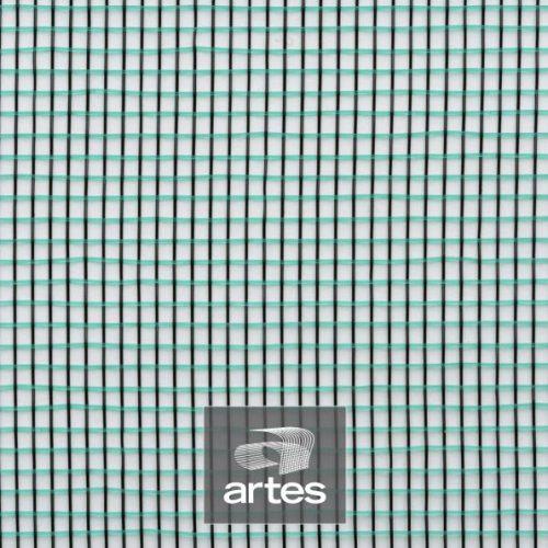 reti Rete ombreggiante 30 Green Black - Artes Politecnica