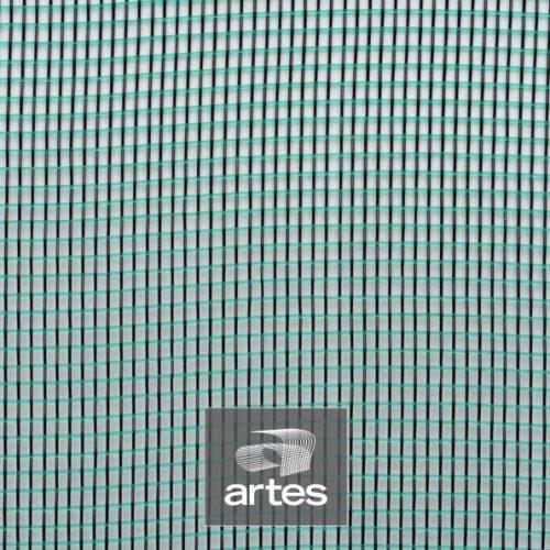 reti Rete ombreggiante 50 Green Black - Artes Politecnica
