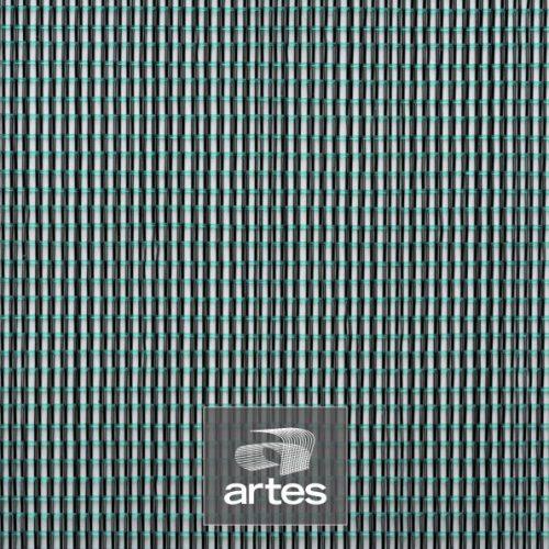 reti Rete ombreggiante 75 Green Black - Artes Politecnica